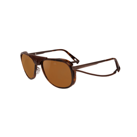 Unisex Vuarnet Glacier Sunglasses - Tortoise