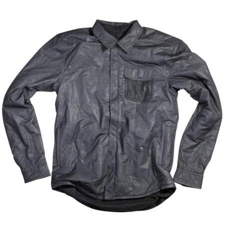 Giro Insulated Reversible Shirt Jacket - Carbon
