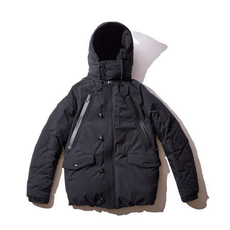 Unisex F/CE N3B Type A Jacket - Black