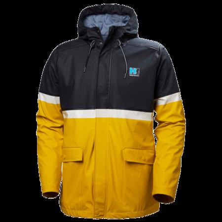 Unisex Helly Hansen Rain Jacket - Navy