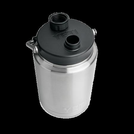 Yeti Rambler Half Gallon Jug - Stainless Steel