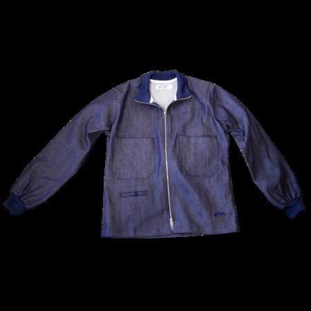 Unisex Westerlind Track Jacket - Indigo