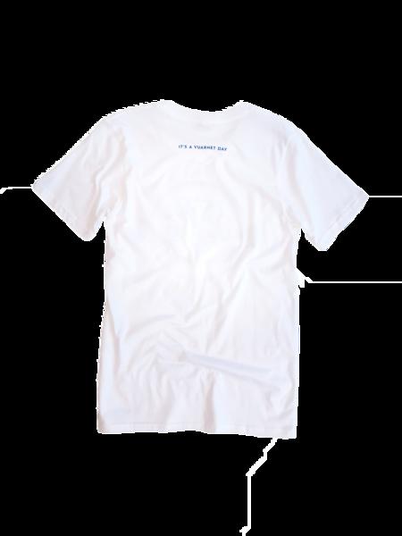Unisex Vuarnet T-Shirt - White