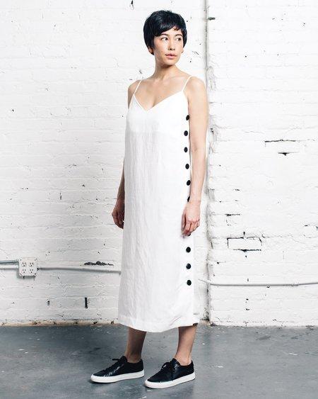 Mara Hoffman Heidi Dress - White