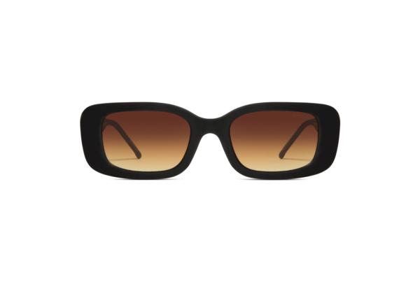 Komono Marco Rubber Eyewear - Black