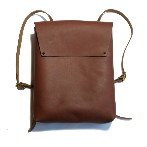 AW by Andrea Wong PIONEER BACKPACK - TAN