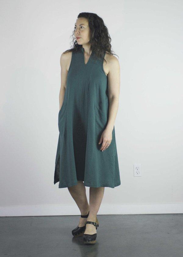 Ursa Minor Studio Alpine Dress - Baltic