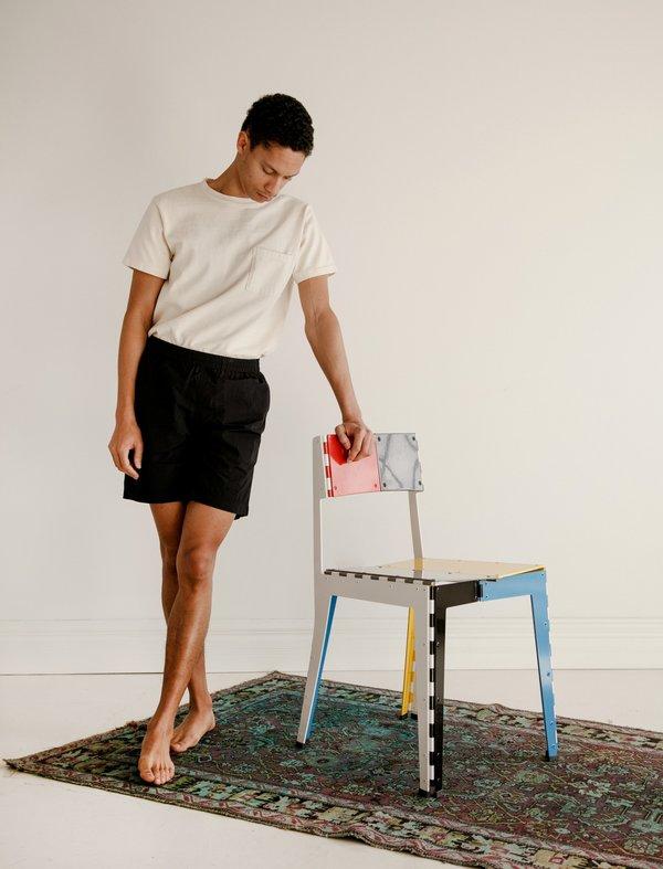 Paa Nylon Shorts - Black