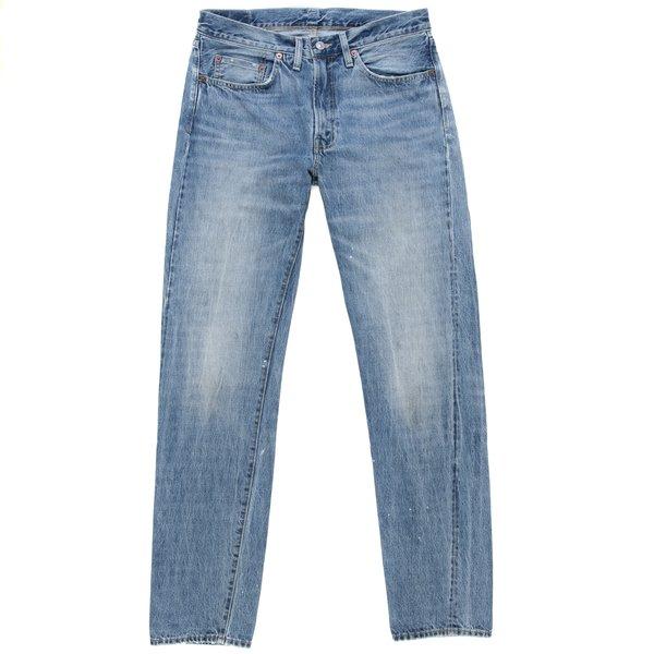 Levi's Vintage Clothing LVC 1954 501 Jeans - Baja Surf