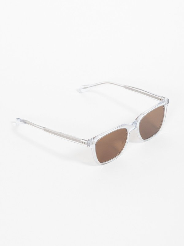 Oliver Peoples NDG Optical - Crystal/Brown Glass