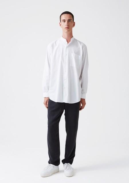 Hope Made Shirt Top - White