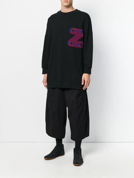 Henrik Vibskov Zzz Sweater - Black