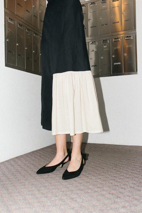 Correll Correll Flocco Skirt - Black