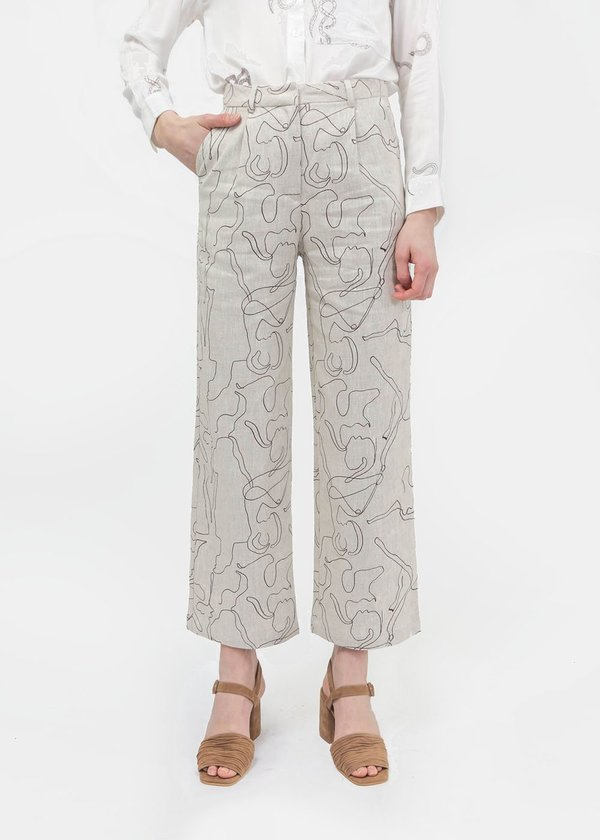 Paloma Wool Prego Trousers - Grey