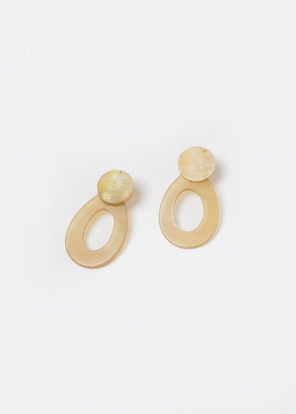 Paloma Wool Sibilla Earrings - Brass