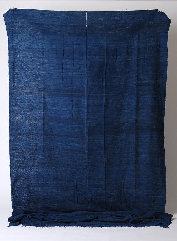 Sammy Gabi Throw Blanket - Indigo