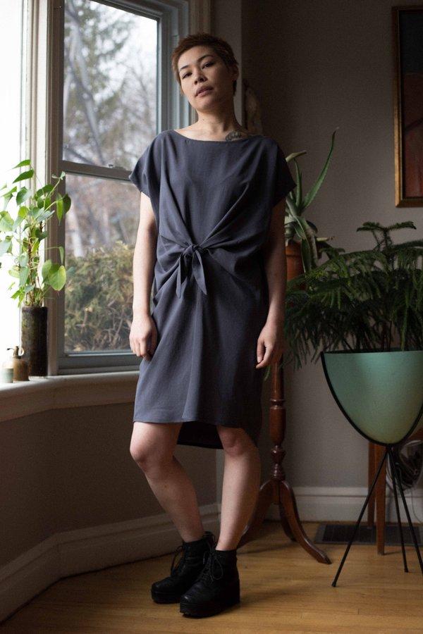 Noémiah Alice Dress - Grey