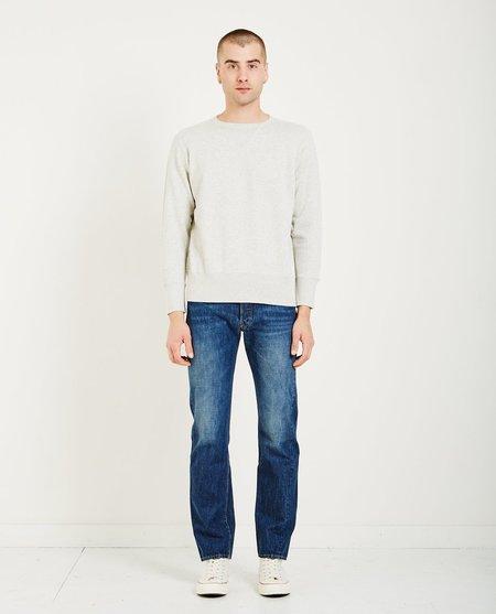 Levi's Vintage Clothing BAY MEADOWS SWEATSHIRT - OATMEAL