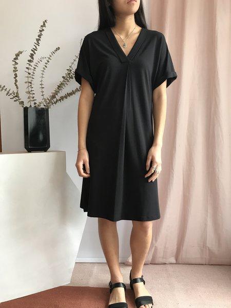 Melissa Nepton Ryn Short Sleeves Dress - Noir
