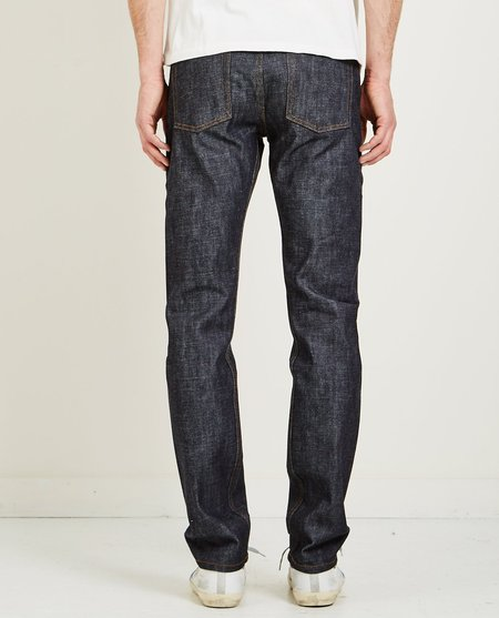 Naked & Famous WEIRD GUY JEAN 10TH ANNIVERSARY - DARK BLUE