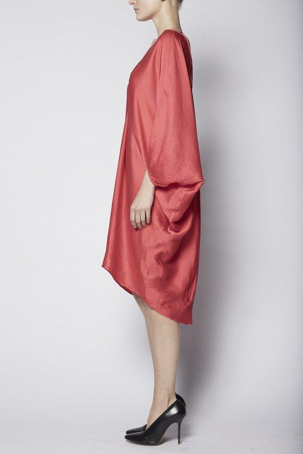 KES Double V Organic Dress - Organic Collab