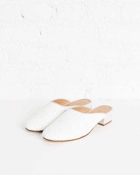 Paloma Wool Pia Mule - Off-White