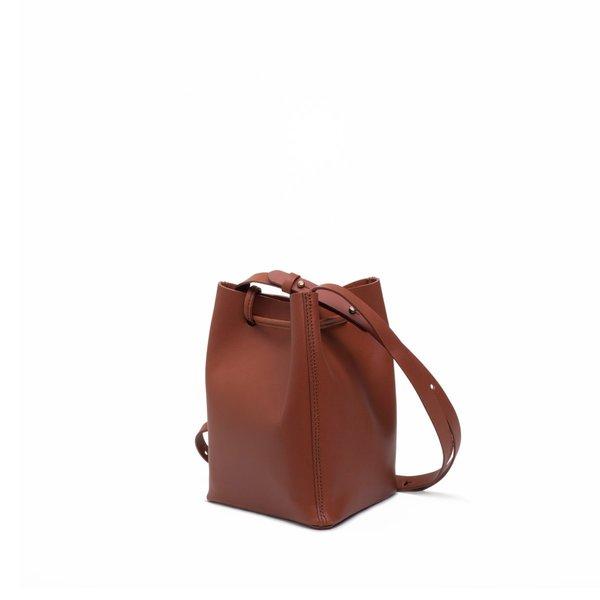 Vereverto Mini Tris Bag - Brown
