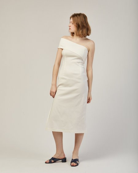 Paloma Wool Donna dress - white