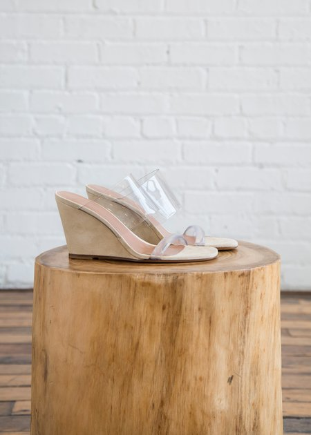 Maryam Nassir Zadeh Olympia Wedge - Hemp