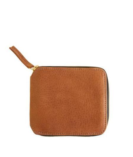 Ceri Hoover Half Zip Wallet