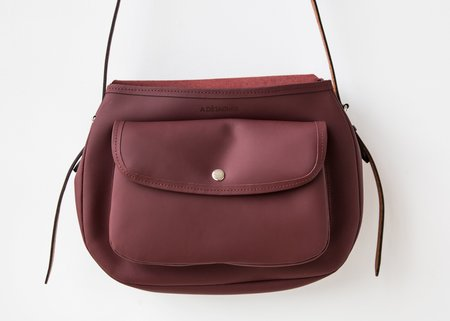 A Détacher Leigh Bag - Bordeaux