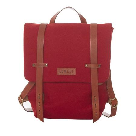 Lowell FAIRMOUNT WOOL backpack