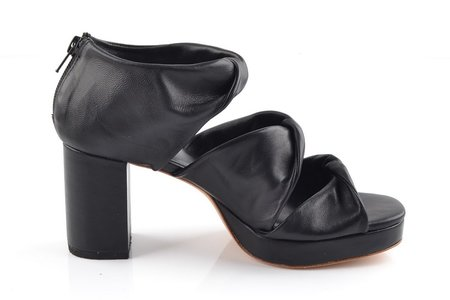 Samantha Pleet Tabernacle Platforms - Black