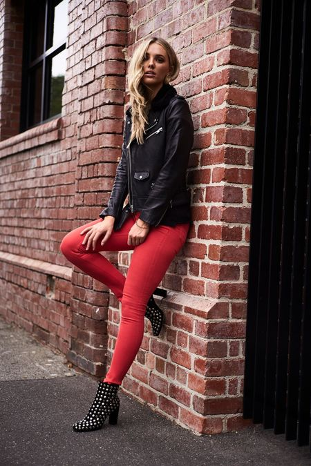 Ena Pelly Strolling Jacket - Detachable Collar