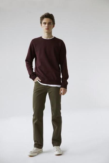 UNISEX Colorful Standard Classic Organic Crew Sweatshirt - Soft Lavender