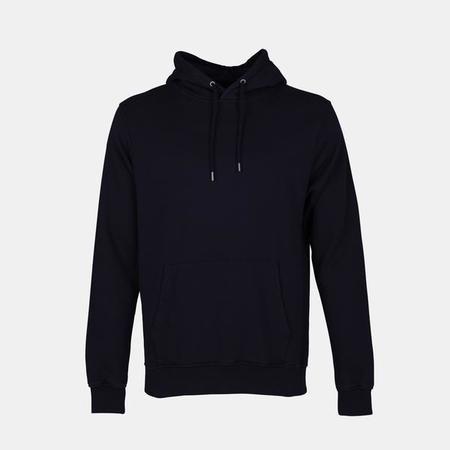 UNISEX Colorful Standard Classic Organic Hoody - Deep Black