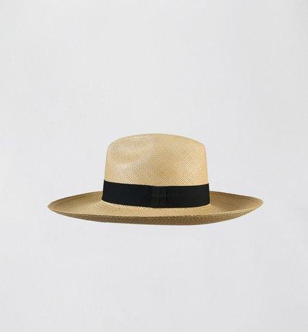 G.Viteri Shade Hat - Natural Black