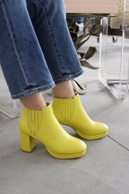 Samantha Pleet Legend Boot - Lemon
