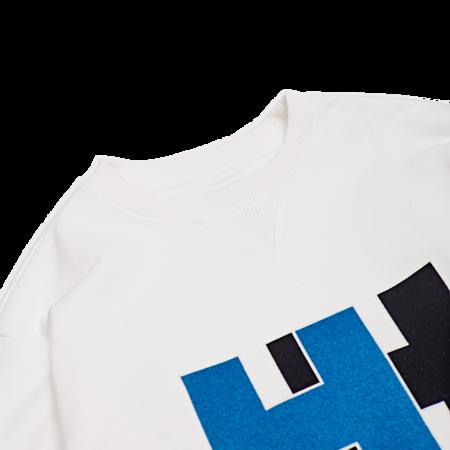 Unisex Helly Hansen Crew Sweat - White