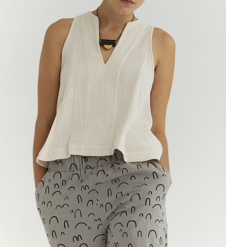 Ursa Minor Studio Linna Sleeveless Top