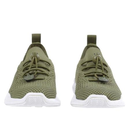 Kids AKID Sutherland - Army Green Knit