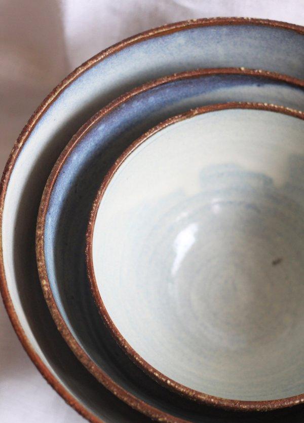 Kati Von Lehman Agate Nesting Bowls
