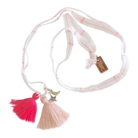 Kids Atsuyo Et Akiko Dream Jewellery Necklace - Sterling Silver