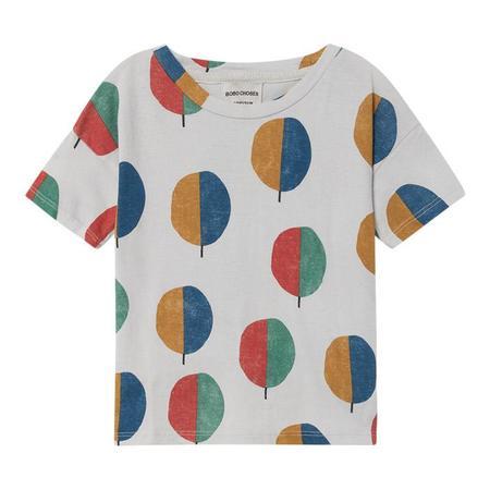 Kids Bobo Choses Short Sleeve T-shirt - Forest