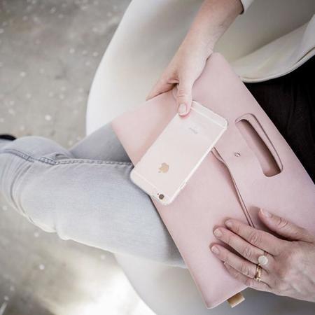 Kids Mies & Co Diaper Clutch - Soft Pink