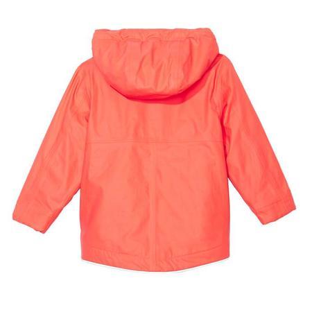 Kids Trout Rainwear Minnow Rain Jacket - Red