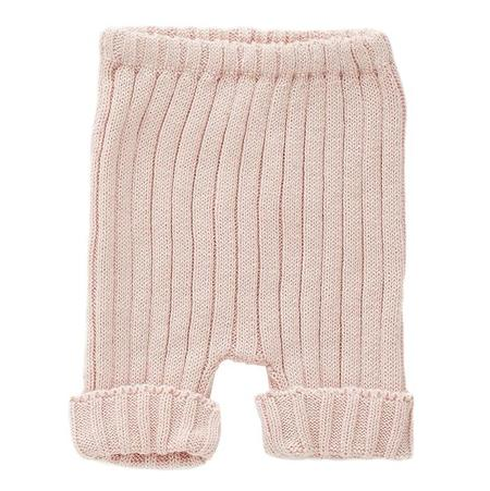 KIDS Oeuf NYC Everyday Shorts - Light Pink