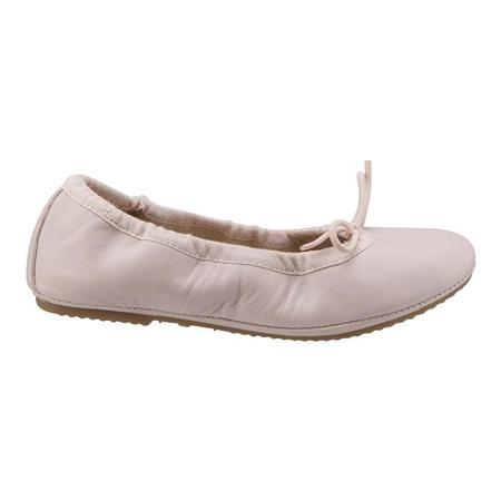 Kids Old Soles Cruise Ballet Flat - Powder Pink
