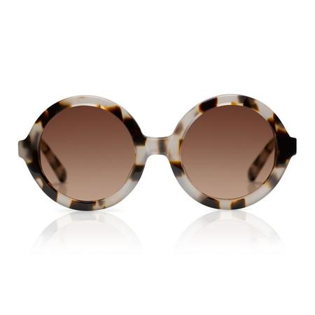 Kids Sons + Daughters Lenny Sunglasses - Cheetah with Brown Lens
