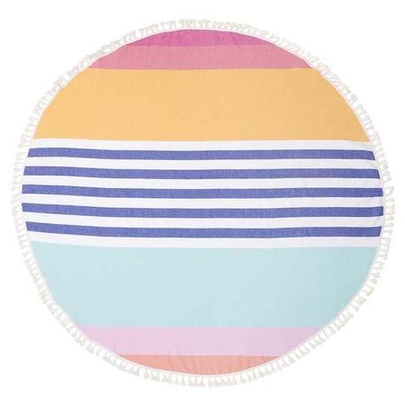 Sunnylife Round Fouta Towel - Catalina